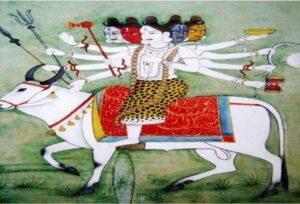 ধর্মগ্রন্থে গরুর মর্যাদা, শিবের বাহন নন্দি গরু,কামধেনু